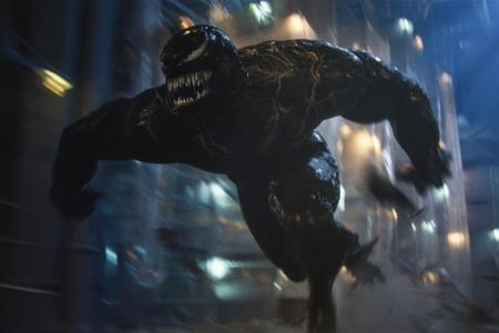 Tom Hardy returns for double the fun in Venom sequel