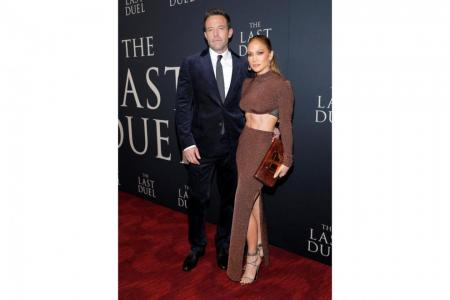 Jennifer Lopez looks hotter than ever after Ben Affleck reunion