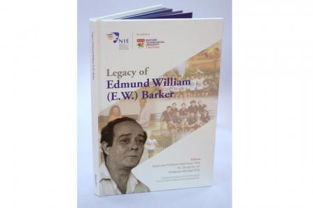 Book launched in honour of the late minister E.W. Barker
