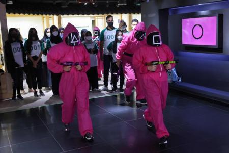 Squid Game is Netflix's biggest launch hit, craze hits China