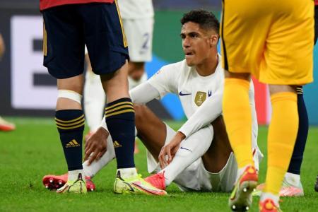 Varane injury adds to Solskjaer's headache