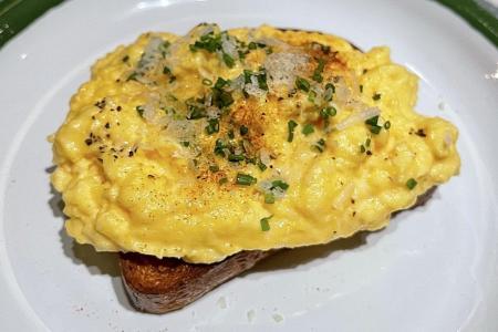 Da Paolo Gastronomia Great World can deliver pleasant surprises