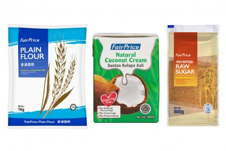 Light up Deepavali with FairPrice party snacks, baking essentials