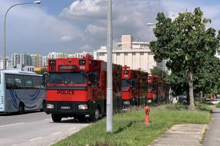 Jurong dorm residents allege neglect, lack of medical care