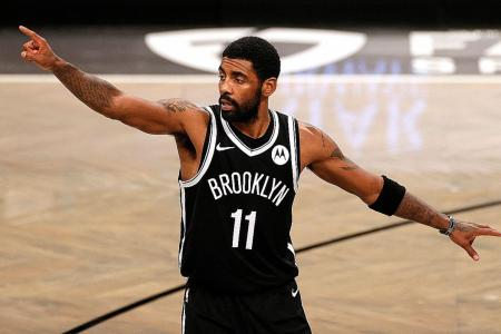Kyrie Irving on not getting vaxxed: Just doing what's best for me