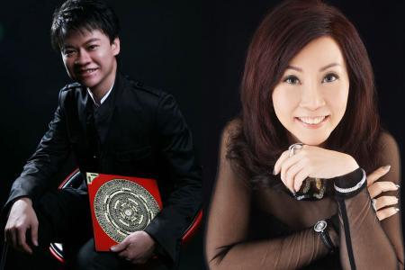 Fengshui masters David Tong and Adelina Pang Feng Shui