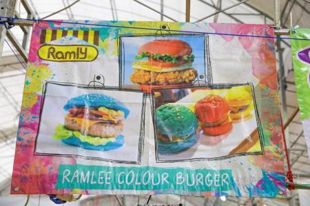 Sugar rush of colourful food at Geylang Bazaar