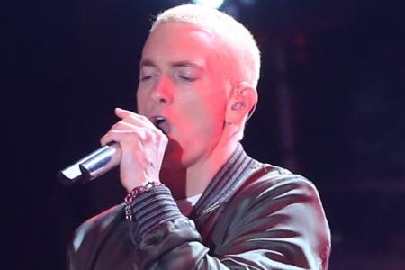 Eminems slams Trump in new song