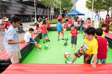 All-round family fun at Kallang Wave Mall