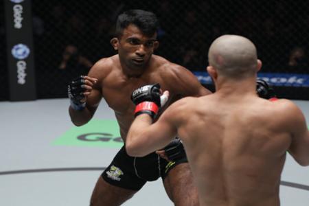 Rahul Raju One Championship