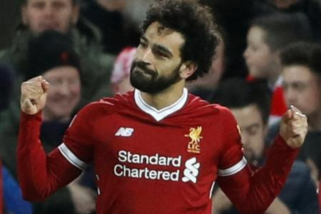 Sizzling Salah seals Liverpool's win