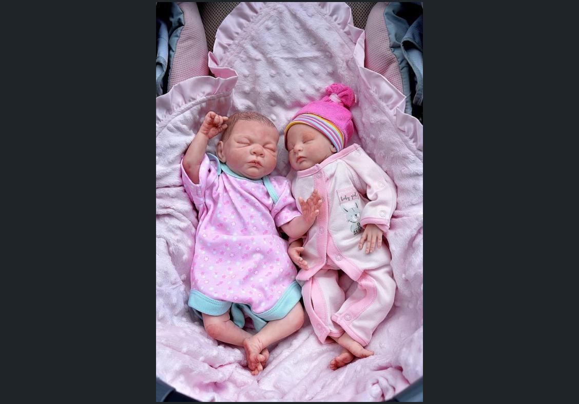 Life-like dolls: Cute or creepy?