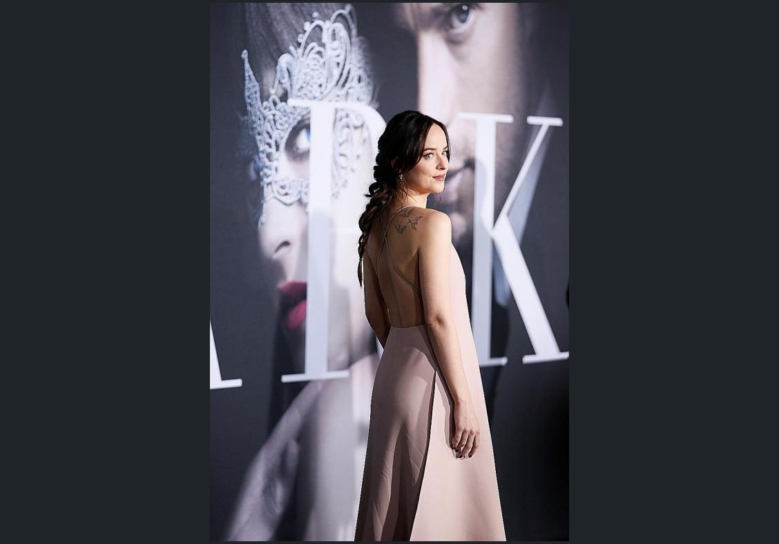 Dakota Johnson: Films like Fifty Shades trilogy can be frightening