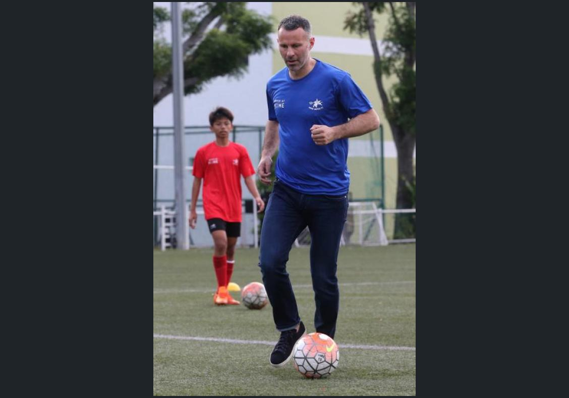 Giggs: Talent is nothing without the right mentality