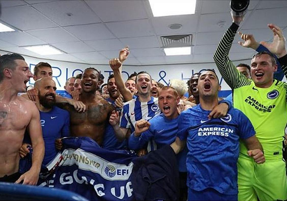 Promoted Brighton in full Bloom