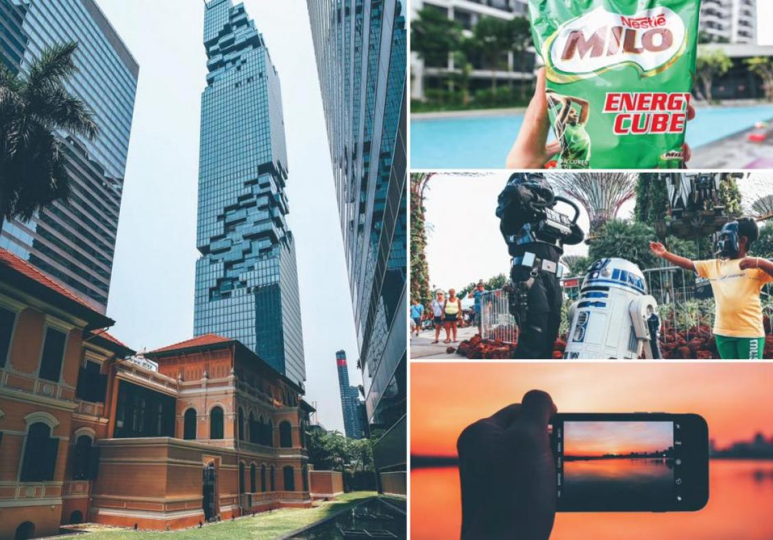 Man with 157,000 Twitter followers just wants to show Singapore as a 'fun place'