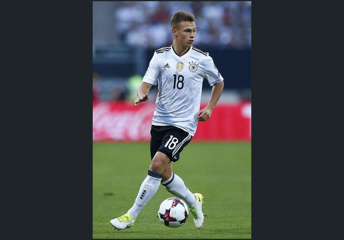 Neil Humphreys: Germans own world football