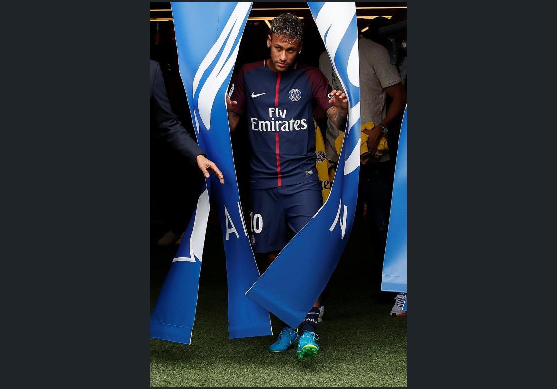 Neymar fee shames grubby game
