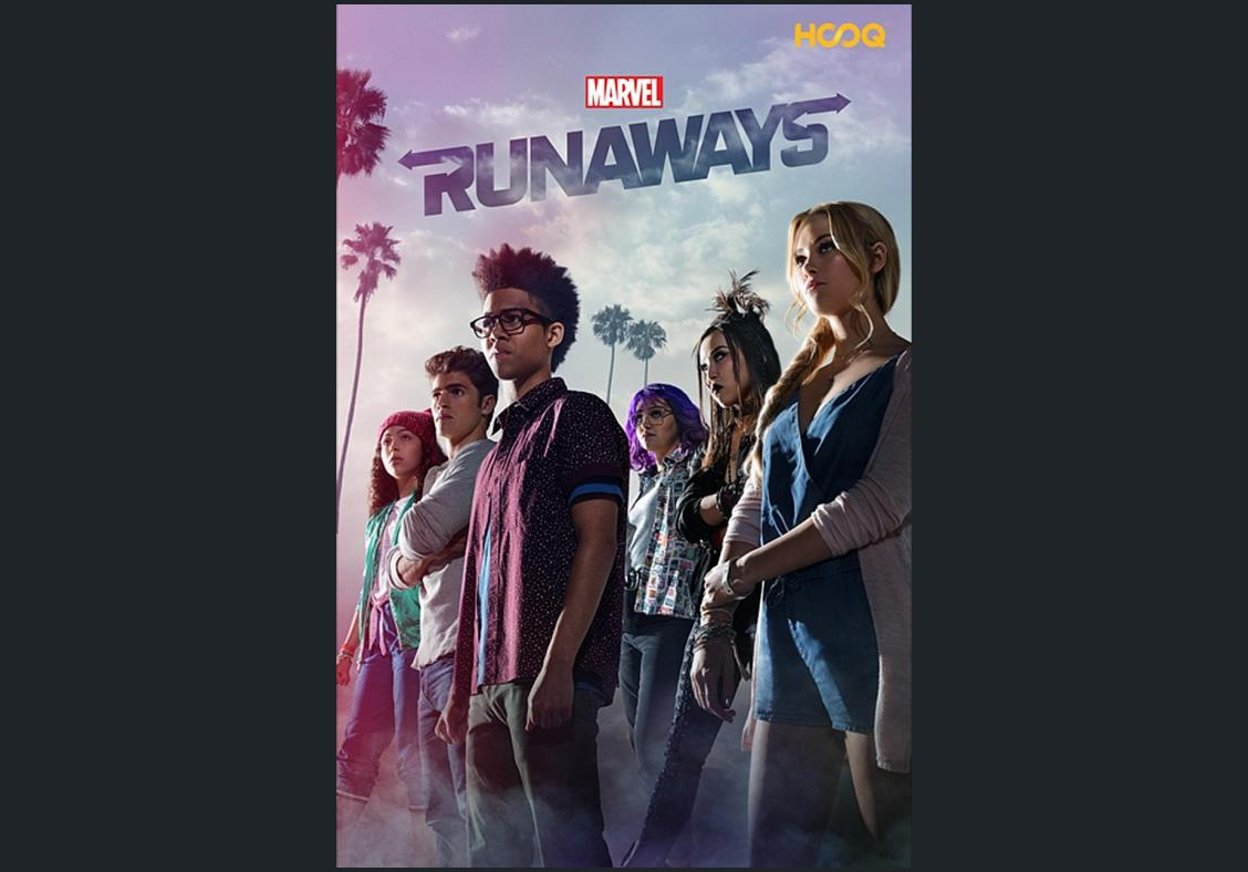 Marvel seeks out teen market with new TV show The Runaways