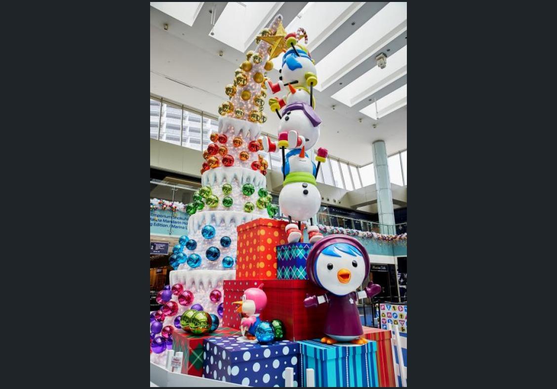 Meet the real Santa, soak in Christmas spirit at the malls this season