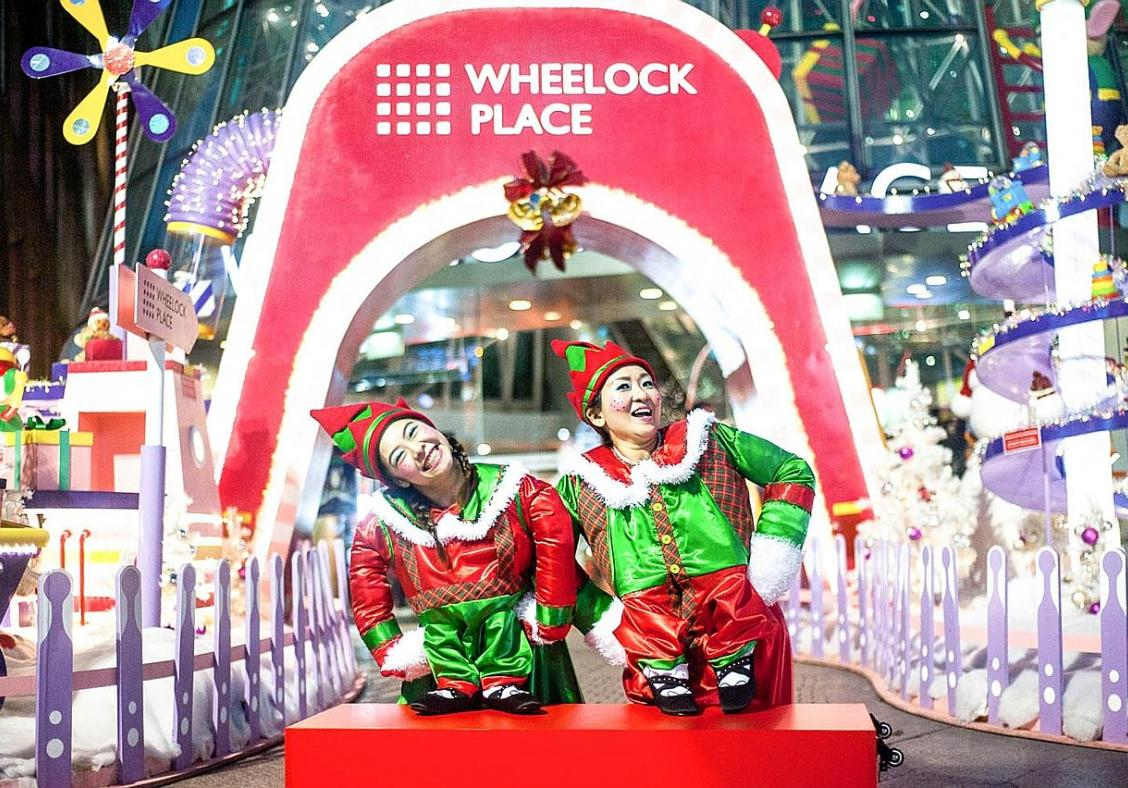 Have a dazzling Christmas at Universal Studios Singapore