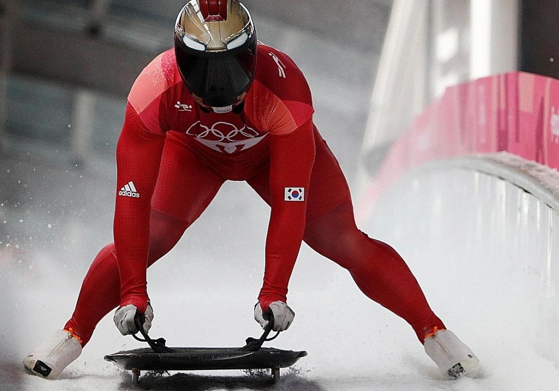 South Korea's Olympic winner recalls going on eating spree to bulk up