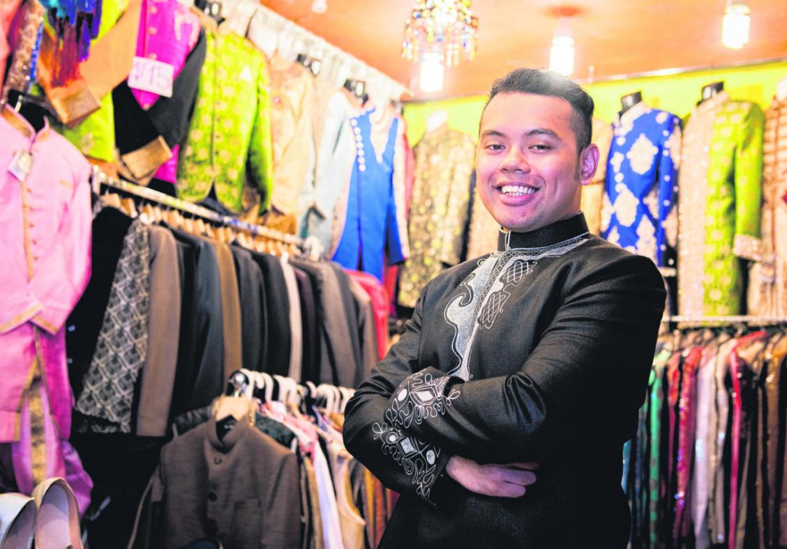 5cf4c8bde0 Dress like T'Challa for Hari Raya, Latest Fashion News - The New Paper