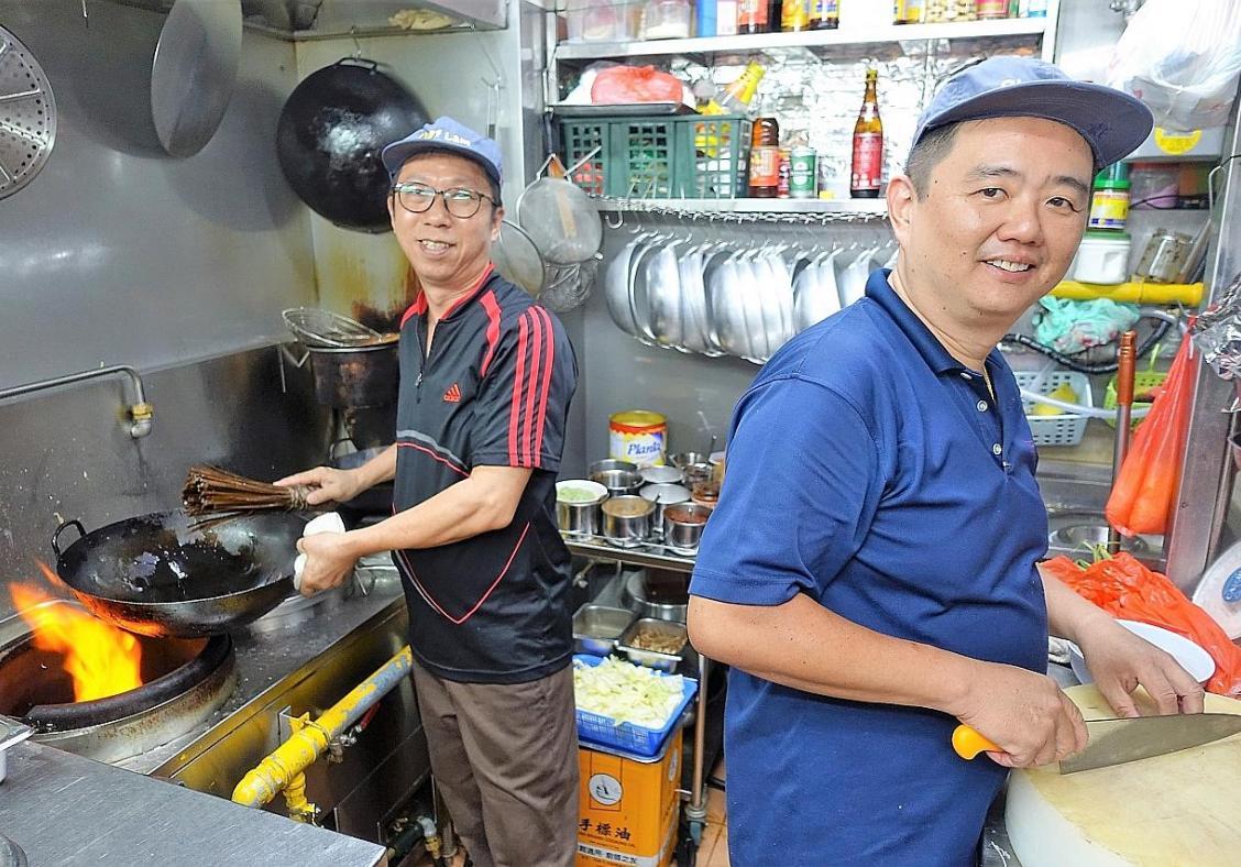 Makansutra: Zi char heaven at Chef Lam