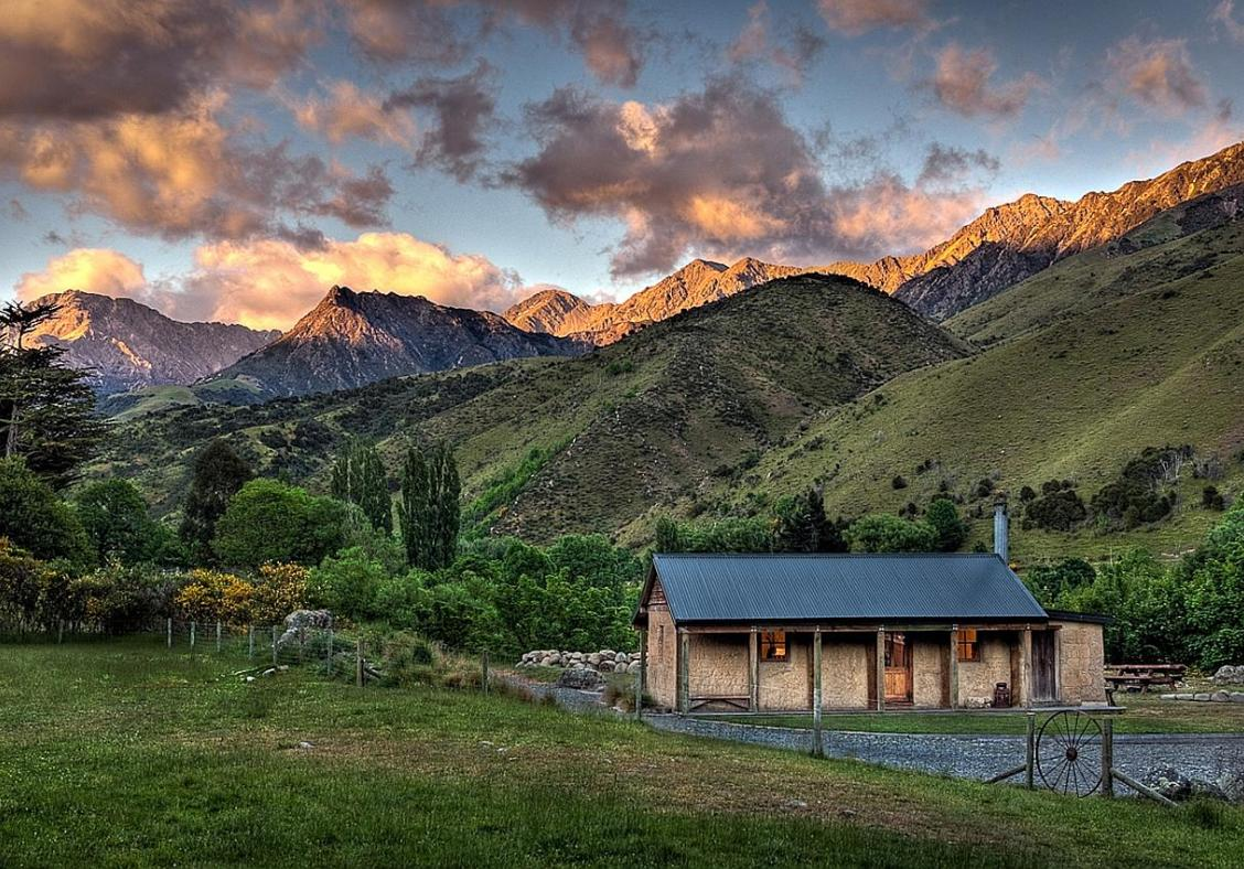 Luxurious yet eco-friendly digs in New Zealand