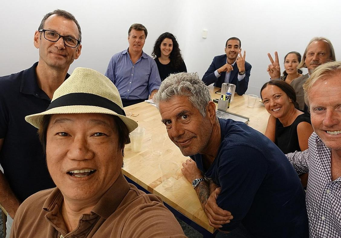 Remembering Anthony Bourdain through his favourite local makan spots