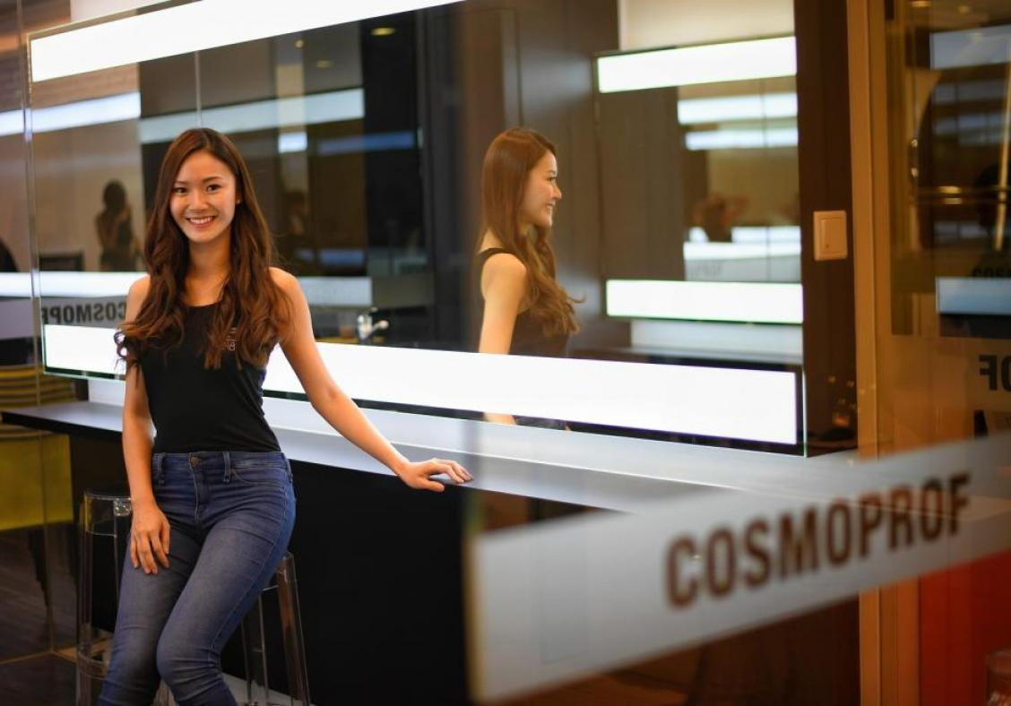 Miss Universe Singapore 2018: Jaslyn Tan believes never giving up leads to breakthroughs