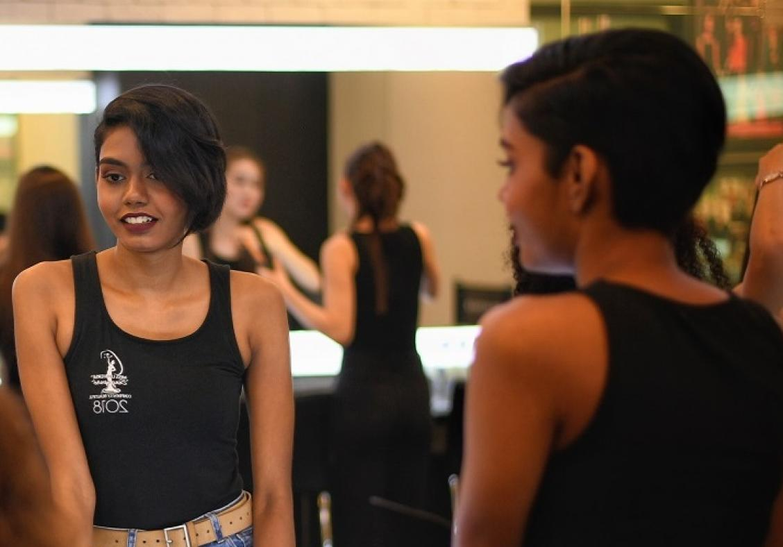 Miss Universe Singapore 2018: Modelling helped Mohanaprabha boost self-confidence