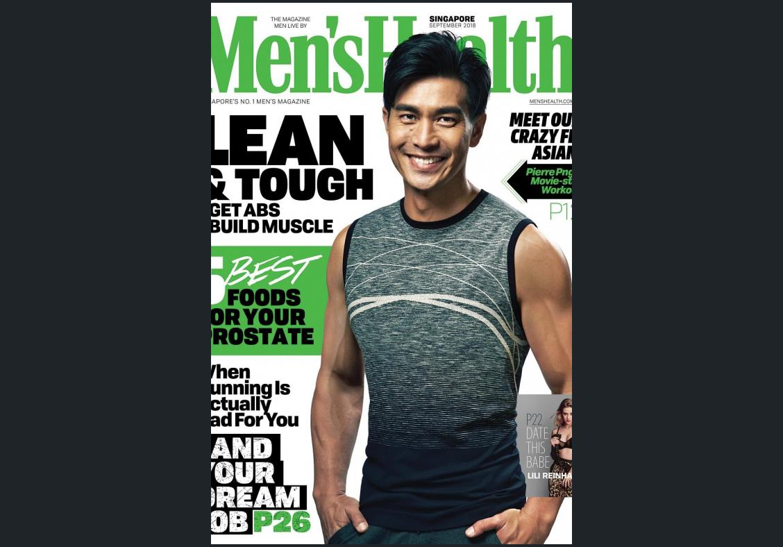 Crazy Rich Asians Star Pierre Png S Pearls Of Wisdom To