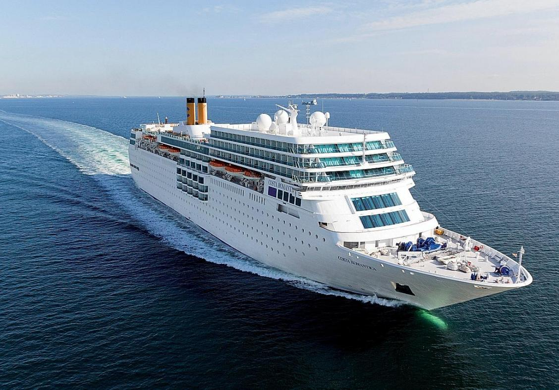 Experience Italy at sea on Costa Cruises' Costa neoRomantica
