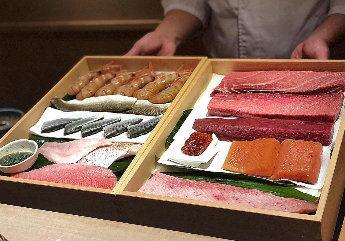 Sushi Ayumu is worth saving up for