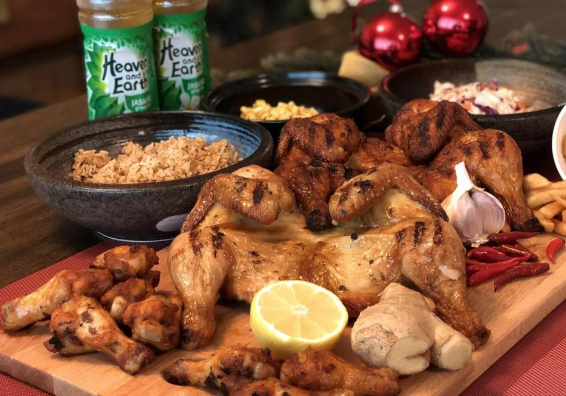 Christmas takeaways to impress your guests