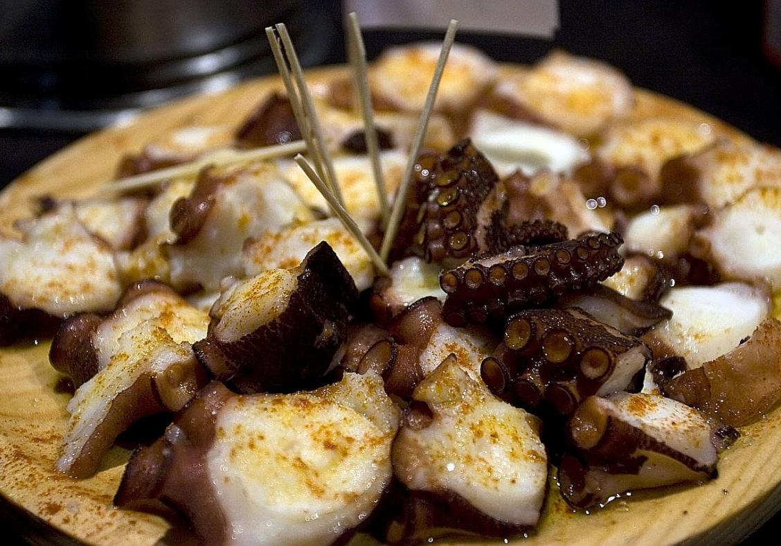 Go on a food pilgrimage to Galicia