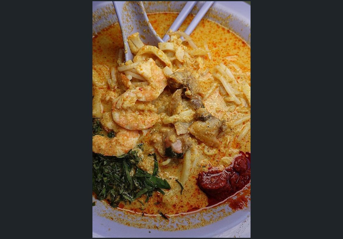 Makansutra: The one-dish master of Katong Laksa