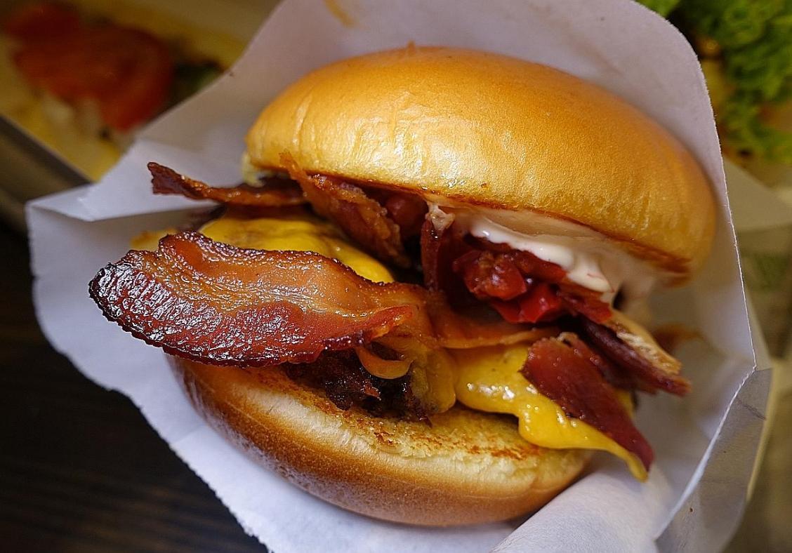 Makansutra: Jewel of a burger