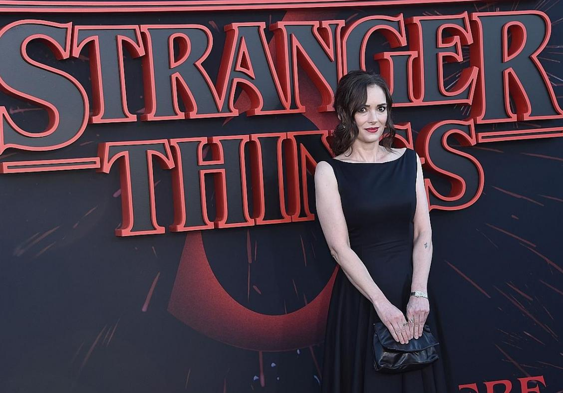 Stranger Things star Winona Ryder: I will never 'divorce' Keanu Reeves