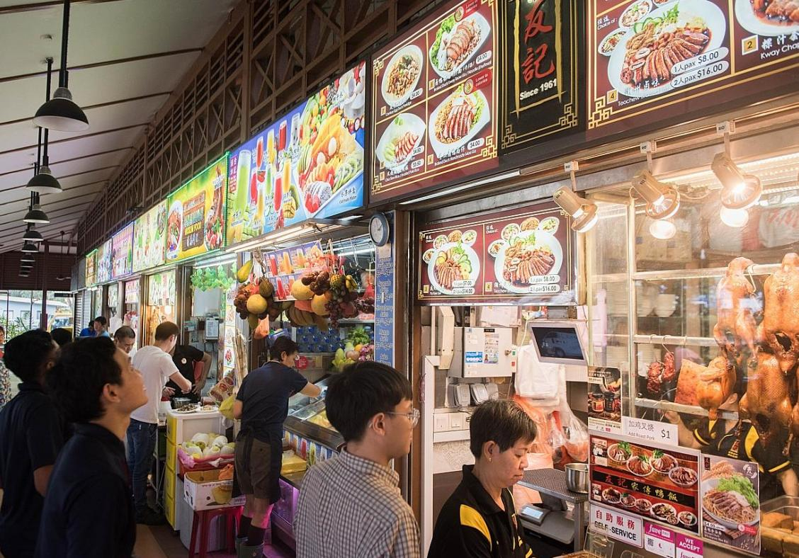 Hawker food to avoid if you're on a diet and what to eat instead
