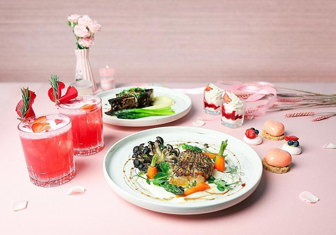Fall in love with these Valentine's Day dining ideas