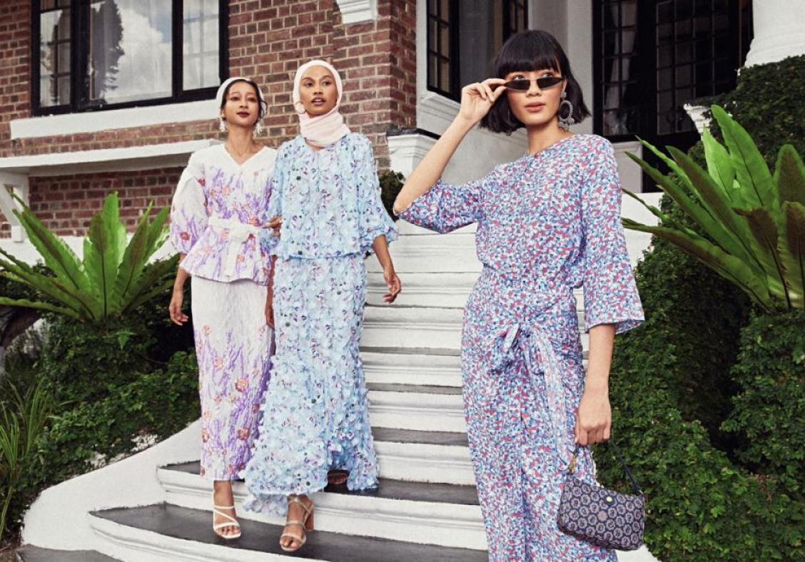 Raya fashion collections enjoy sales boost amid stay-home measures