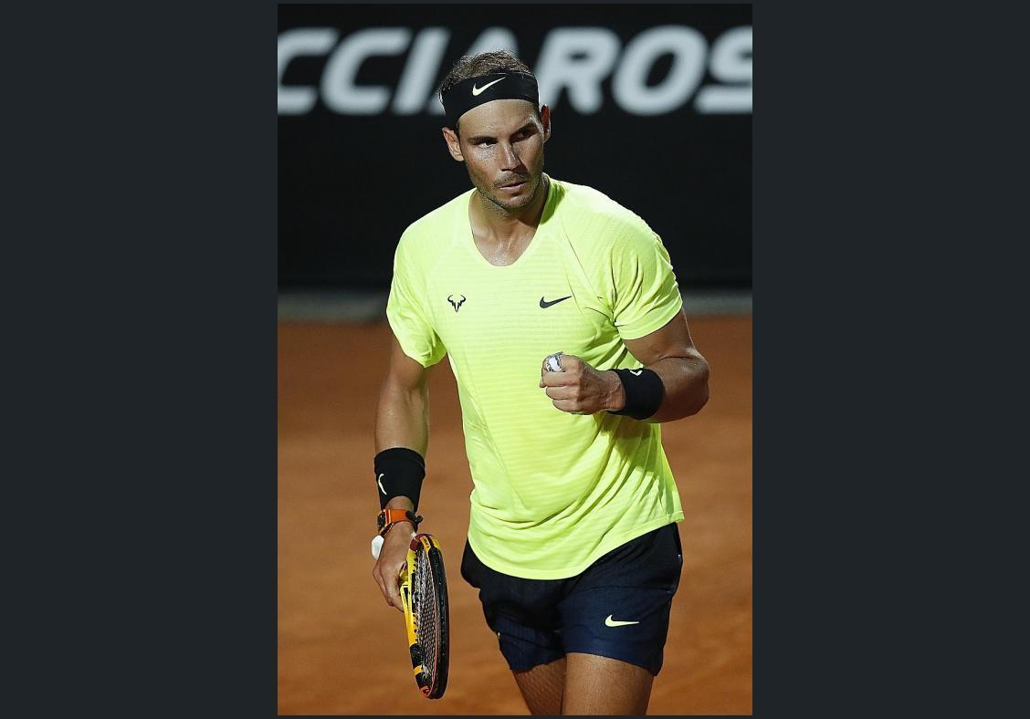 Rafael Nadal beatable on clay, says Italian Open winner Novak Djokovic