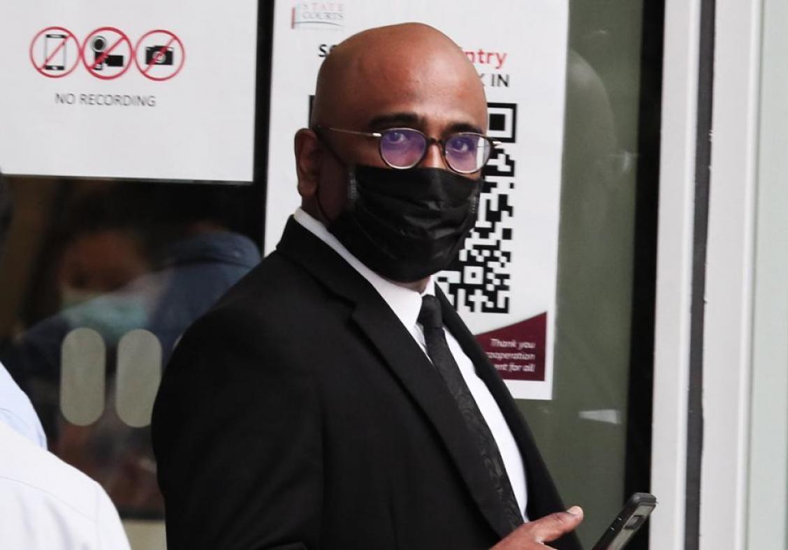 Lawyer charged with criminal defamation involving Shanmugam