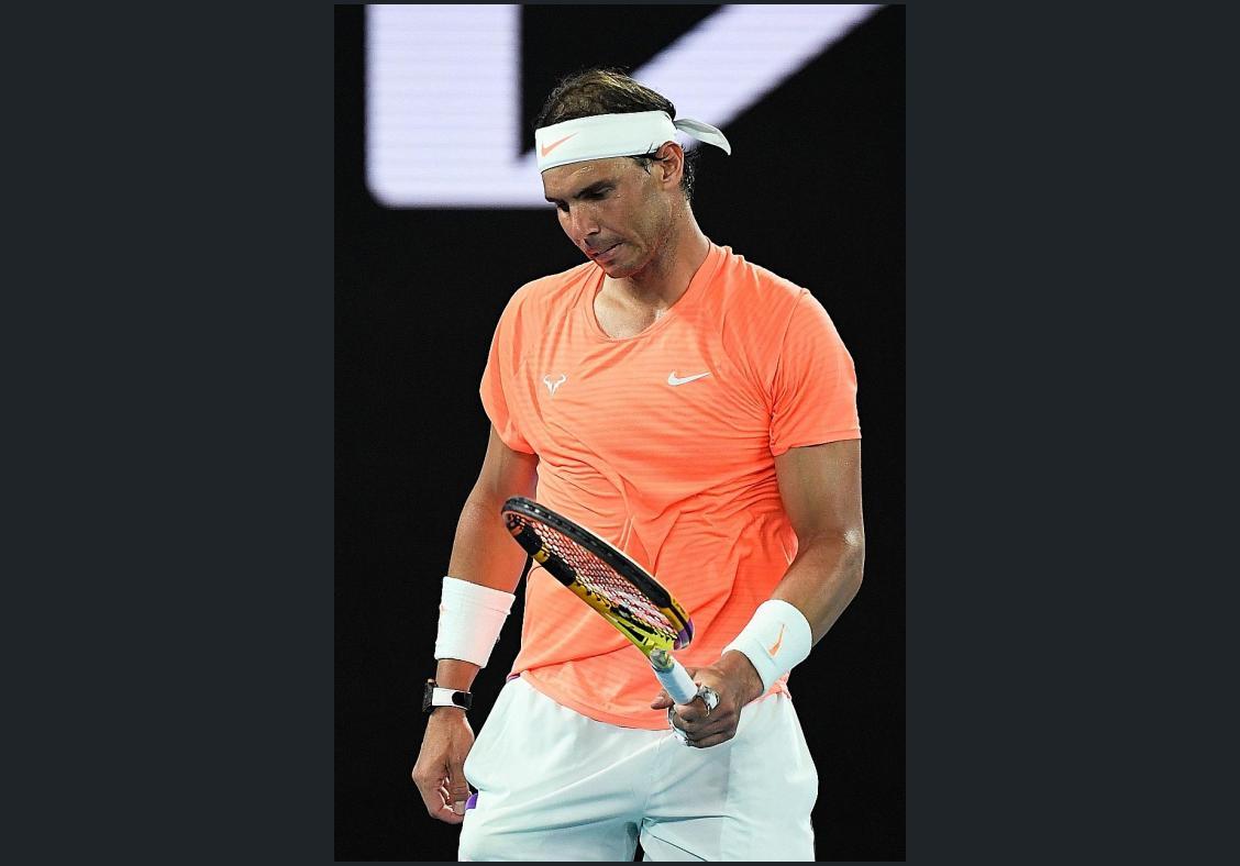 Nadal, Barty dumped out of Australian Open quarter-finals