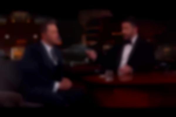 """Deleted Scene from """"Batman v Superman"""" Starring Jimmy Kimmel"""
