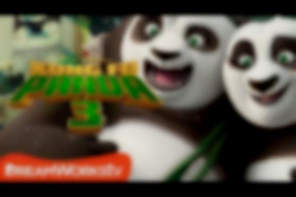 Kung Fu Panda 3 | Official Trailer #1
