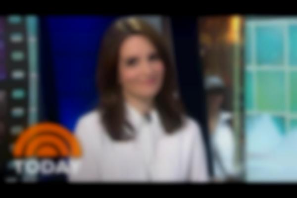 Tina Fey: It Was Fun To Curse In 'Sisters' | TODAY