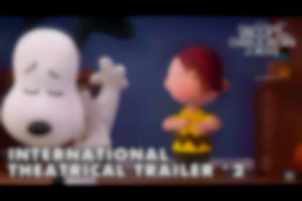 Snoopy and Charlie Brown: The Peanuts Movie [International Theatrical Trailer #2 in HD (1080p)]